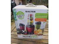 Blender - Salter Nutri Pro 1000