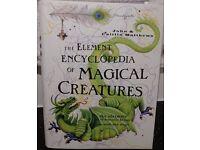 Encyclopedia of Magical Creatures £4