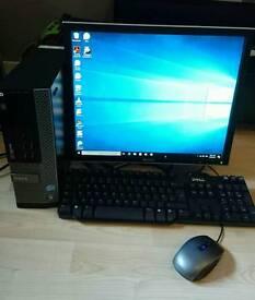 Dell optiplex 7010 small form factor pc