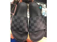 Men's Louis Vuitton sliders