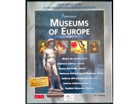 PC CD-ROM: Acta 'Famous Museums Of Europe vol.2' (new)