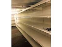 Shop Shelving complete Wall bays to fit any shop