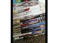 Xbox 360 4gb and games