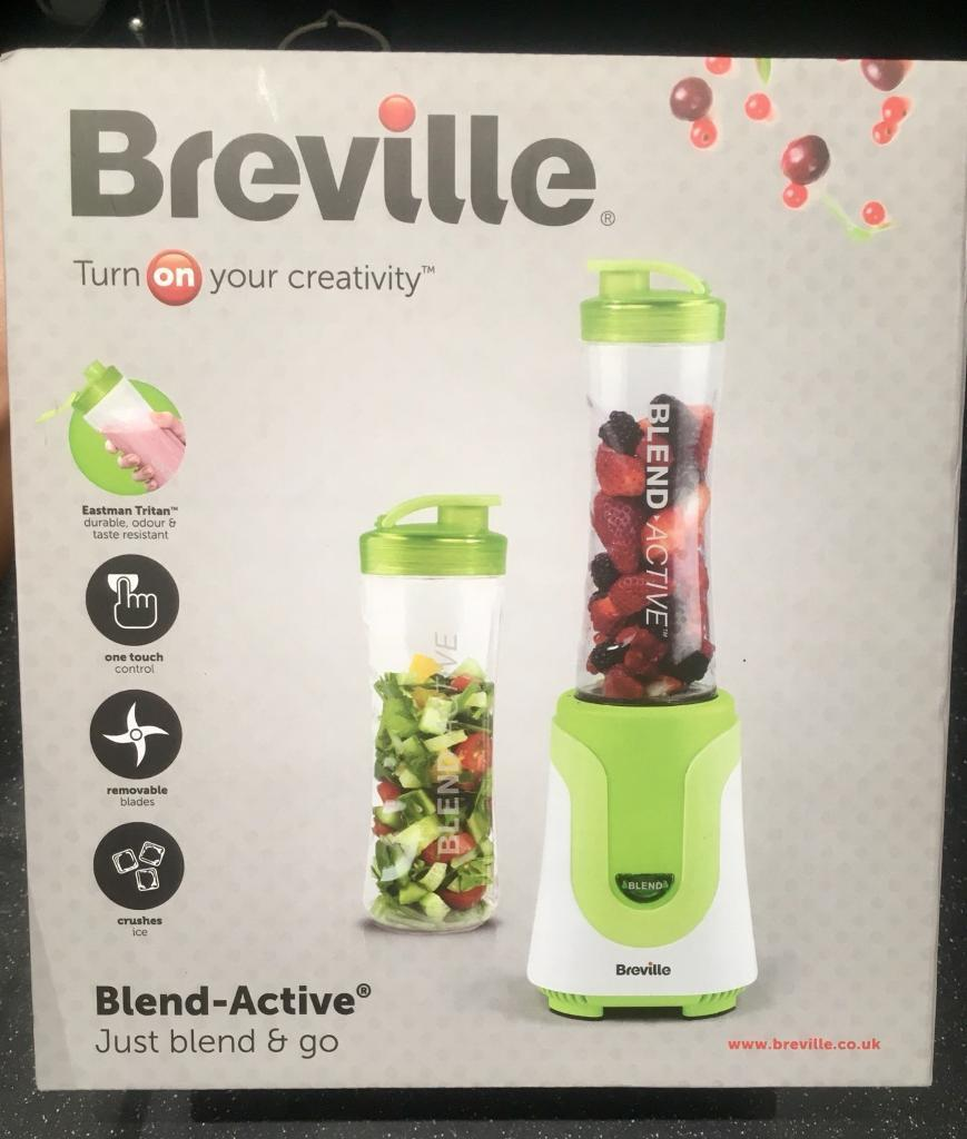 Breville Blend-Active blender