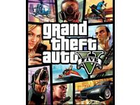 GTA 5 game on PS4 for sale