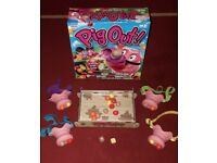Pig Out Game by IDEAL