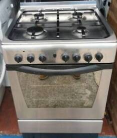 Indesit gas cooker duel energy