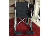 Drive Medical Mobility Enigma Lightweight Folding Wheelchair (Excel Cond)