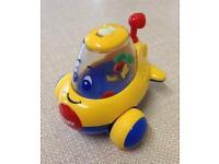 2 TOMY Transport Toys