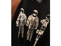 New CC women sweater Astronauts