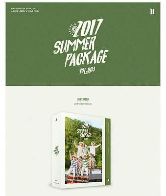 Kpop  Bts 2017 Summer Package Vol 3   With Free Rechargeable Battery For Fan