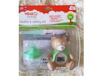 VitalBaby Health & Safety Kit