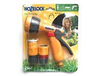 Hozelock Multi Spray watering Gun Starter Set.