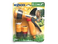 Hozelock Multi Spray watering Gun Starter Set.