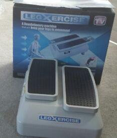 LegXercise Machine