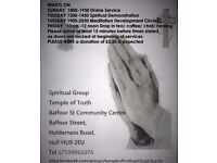 day out. Psychic/ Spiritual event