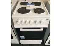 Beko electric cooker-6 month guarantee