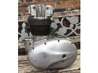 """Classic"" BSA C15 250cc Engine Assembly"