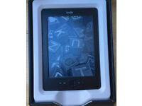 Amazon Kindle Paperwhite eBook reader 6inch excellent condition boxed