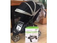 ***Baby Jogger City mini pushchair***