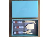 Oliver Bonas Cheese Knife Gift Set