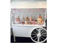 Sweet Cart Hire London - Full Package Prices From £80