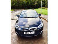 Vauxhall Astra 1.6 Elite Black Auto 2 Owners