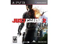 Just Cause 2 Playstation 3 *Perfect Condition* FREE DELIVERY