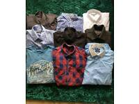Mens clothing bundle. Size small