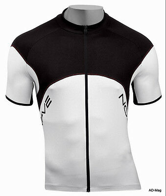 Maillot de Vélo - NORTHWAVE 89121012 Blade Jersey - Blanc/Noir - T....