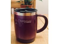 Thermocafe Soft Touch Desk Mug - 450ml