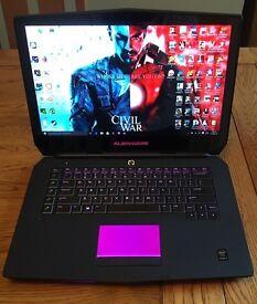 ALIENWARE15 Touchscreen Gaming Laptop