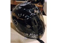 Scorpion Exo 750 Small - Two visors