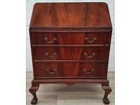 Antique Writing Bureau (DELIVERY AVAILABLE FOR THIS ITEM OF FURNITURE)