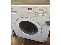 NEFF TOP QUALITY WASHING MACHINE/ DRYER(Integrated)