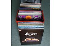 73 Records/Albums Bread Elvis John Williams Top of the Pops Black Velvet 20 no. 1's Dr Hook +