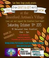 VENDORS WANTED for Fall Craft & Gift Show