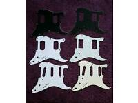 Stratocaster pickguards