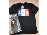 c02a06c22 Men's Bape X Mastermind T-Shirt Large