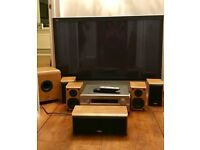 "Panasonic 50"" plasma TV TH-50PX60B"