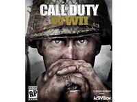 Call of Duty WWII for Xbox One - Brand New & Unopened