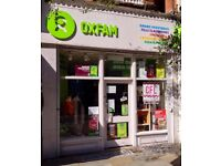 Volunteer Clothing and Accessories Specialist OXFAM