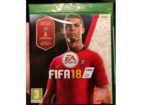 Fifa 18 - Sealed Xbox One