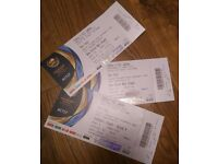 ICC Champions trophy India vs Sri lanka - 3 tickets