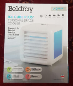 Beldray Ice Cube Plus+ Personal Space Cooler