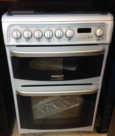***NEW Cannon 60cm wide duel fuel cooker for SALE with 1 year warranty ***