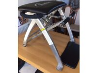 SUPERB QUALITY PILATES CHAIR - PROFESSIONAL EQUIPMENT, STURDY, SOLID - THE BEST ON THE MARKET