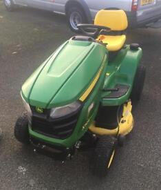 John Deere X304 Ride on mower