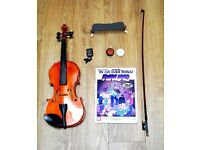 Great Value Violin Starter Kit