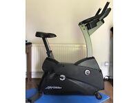LifeFitness LifeCycle C35 Gym Exercise Bike